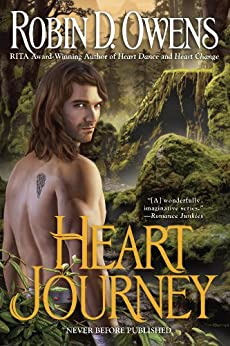 Heart Journey (Celta Series Book 9) by [Owens, Robin D.]