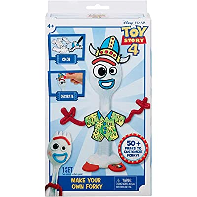 Disney Pixar Toy Story 4 Build Your Own Utensil: Toys & Games