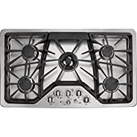 GE Cafe CGP650SETSS 36 Built-In Gas Cooktop
