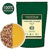 Best Tea Detoxes - Turmeric Ginger Herbal Tea Tisane (100 Cups), India's Review