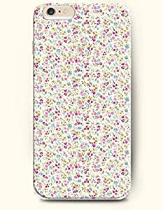 Case Cover For Apple Iphone 4/4S Gorgeous Wild Flowers Hard Back Plastic Case Authentic