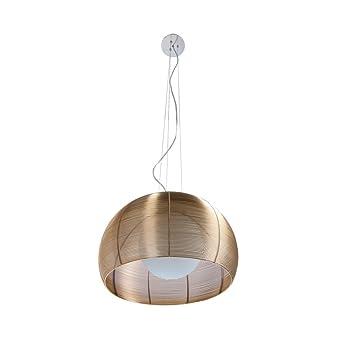 Lampe ParisAbat Fils Suspension Heitronic D'aluminium Jour En H9EYD2WI