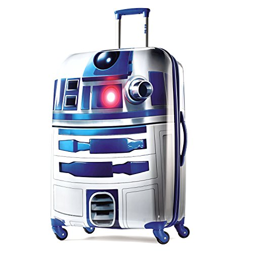 American Tourister Star Wars 28 Inch Hard Side Spinner, Multi, One Size by American Tourister