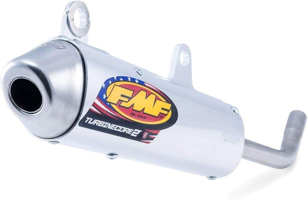 FMF 01-19 Kawasaki KX85 Turbinecore 2 Spark Arrestor Silencer 2-Stroke