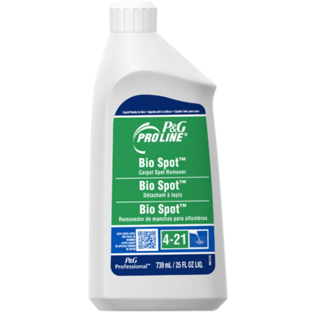 Proline Bio Spot Carpet Spot Remover - 25 oz. -(1 CASE) by Procter & Gamble Proline