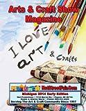 2014 Michigan Art and Craft Show Magazine, Duane Wurst, 1492980366