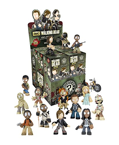 [Funko Mystery Mini: Walking Dead Series 4 - One Mystery Figure] (Epiko Costume)