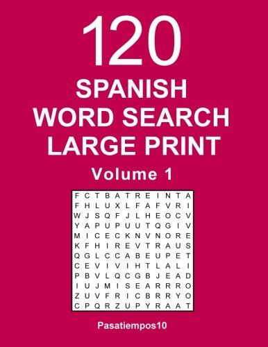 It's just a photo of Printable Spanish Word Search with christmas