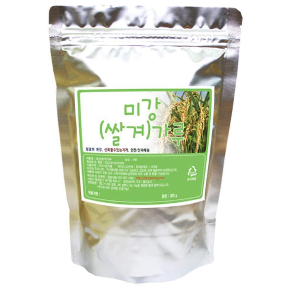 Jangmyeong Rice Bran Powder, 300g, 1 ea