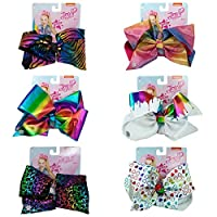 JoJo Siwa Metallic Large Bow - Assorted designs