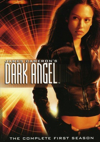 DVD : Dark Angel: The Complete First Season (Repackaged, Slim Pack, 6 Disc, Sensormatic)