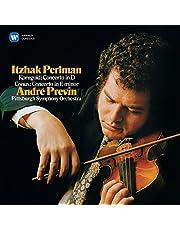 Korngold Conus Violin Concertos
