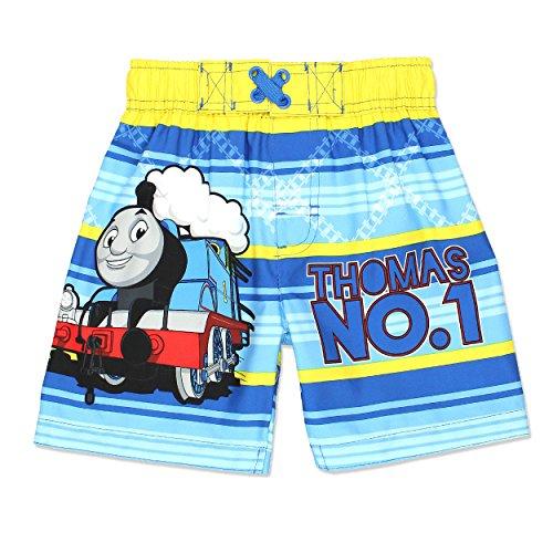 Thomas The Train and Friends Boys Swim Trunks Swimwear (Toddler)
