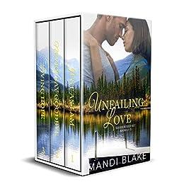 Unfailing Love Series Box Set 1-3: Sweet Christian Romance ...