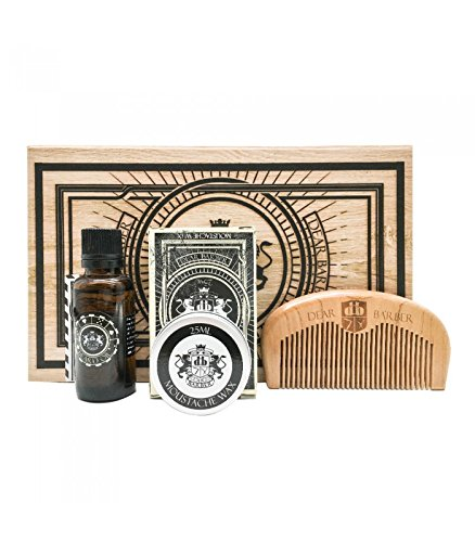 dear barber beard grooming mens gift set collection in the uae see prices reviews and buy in. Black Bedroom Furniture Sets. Home Design Ideas