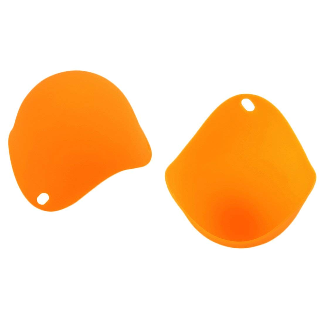 DFHJSXDFRGHXFGH-ES 2 PCS Silicona Huevo furtivo Bandeja de Huevos ...