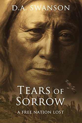 Tears of Sorrow (Sioux Indian Wars) Black Hills Gold Star