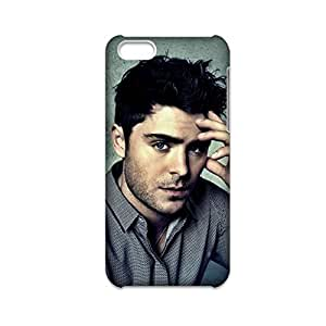 Generic Cute Back Phone Cover For Teens Custom Design With Zac Efron For Iphone 5C Full Body Choose Design 1-3