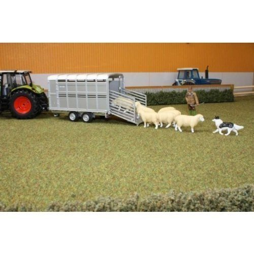 BRUSHWOOD Toy Farm BT2083 Autumn Grass Field scale 1 1 1 32 by Brushwood 0117eb