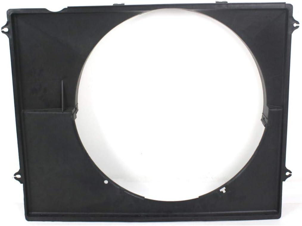 Fan Shrouds 167110C021 4WD Single Fan Design TO3110103 For Toyota ...