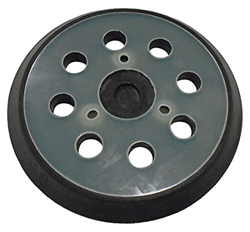 Makita 743081-8 5-Inch Round Hook and Loop Backing Pad (8-hole)