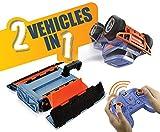Hot Wheels R/c Trick Truck Transforming Stunt Park Vehicle