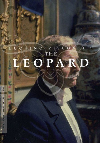 The Leopard (The Criterion Collection) Burt Lancaster Alain Delon Claudia Cardinale Rina Morelli