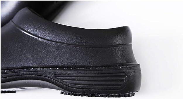 Nanxson Chaussures de Cuisine Antid/érapantes R/ésistant /À L/'Huile pour Homme X0003