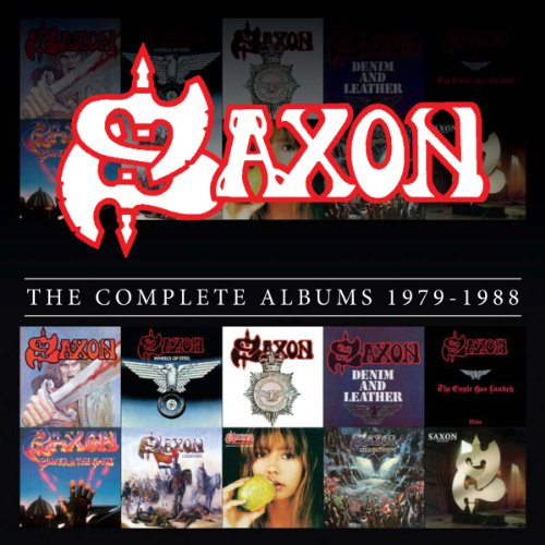 (The Complete Album Collection 1979-1988)