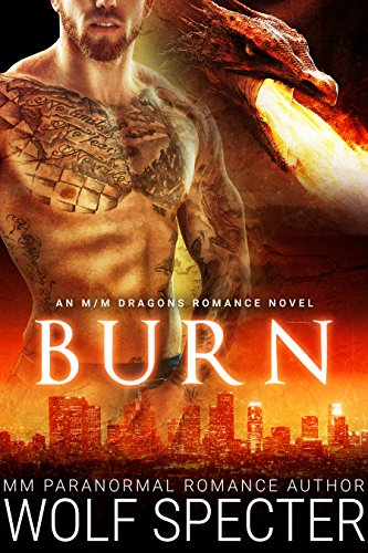 BURN: My Dragon Shifter