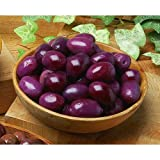 Alphonso Purple Olives Imported from Greece - 1 X 11 Lb
