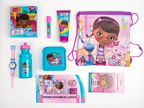 Disney Doc Mc Stuffins Gift Basket For Girls 3 10 Years 10