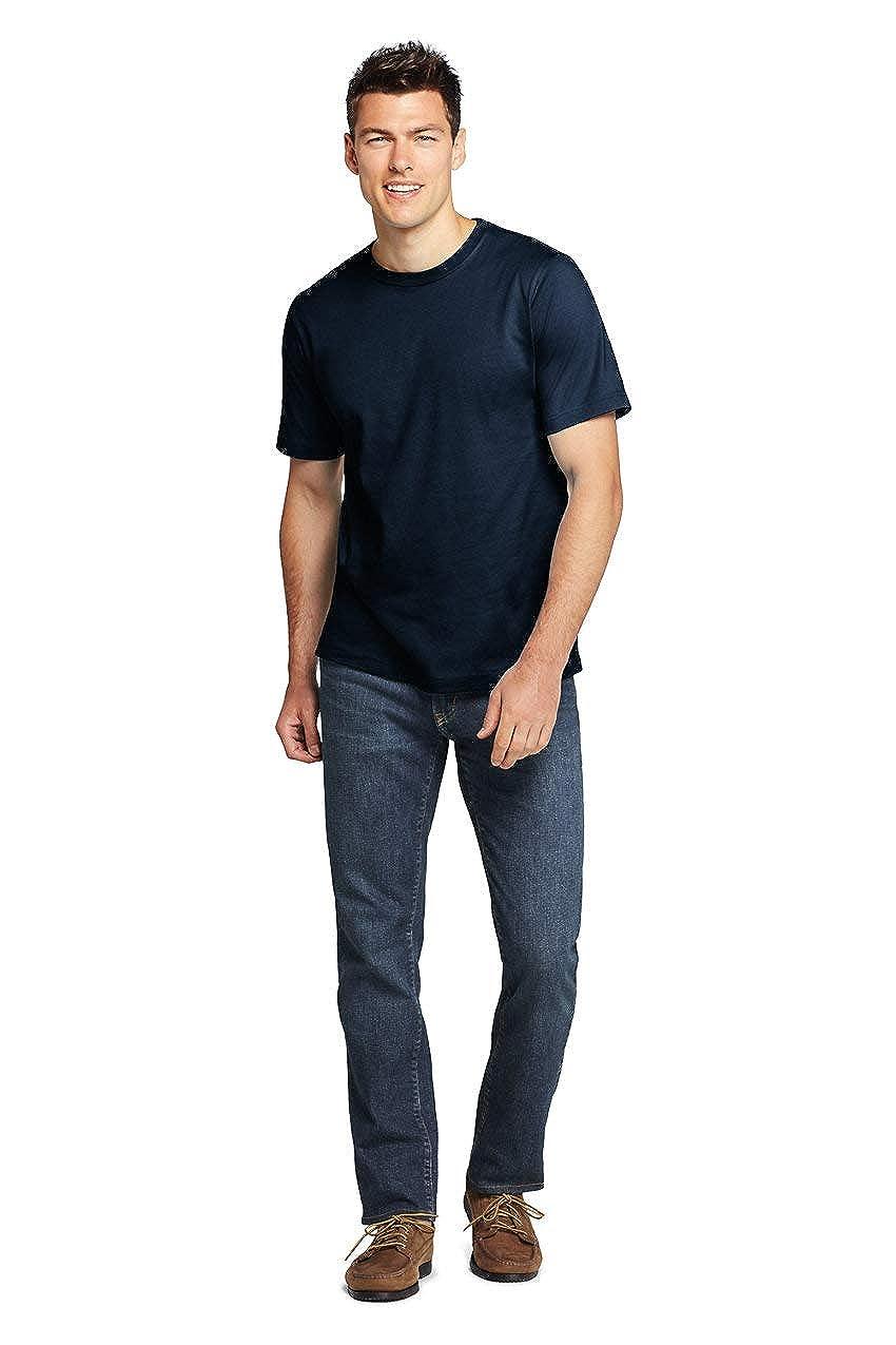 Lands End Mens Tall Super-T Short Sleeve T-Shirt
