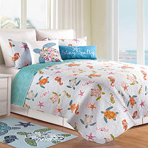 St. Kitts King 3 Piece Quilt Set