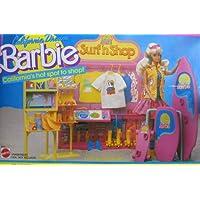 Barbie California Dream Surf 'n Shop 25+ Piece Playset (1987 Mattel Hawthorne)