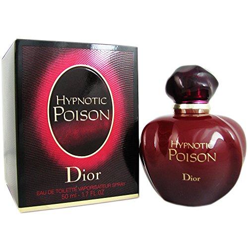 dior hypnotic poison eau de toilette spray for women 1 7 ounce dior beautil. Black Bedroom Furniture Sets. Home Design Ideas