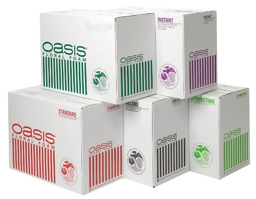 OASIS® Springtime Floral Foam, 48 bricks per case