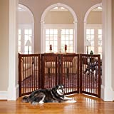 Primetime Petz 360 Configurable Home Gate with Door