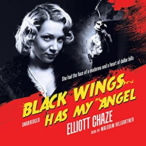 Black Wings Has My Angel Audiobook