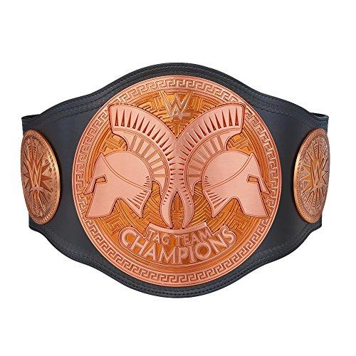 - WWE Authentic Wear Tag Team Championship Commemorative Title Belt (2014)