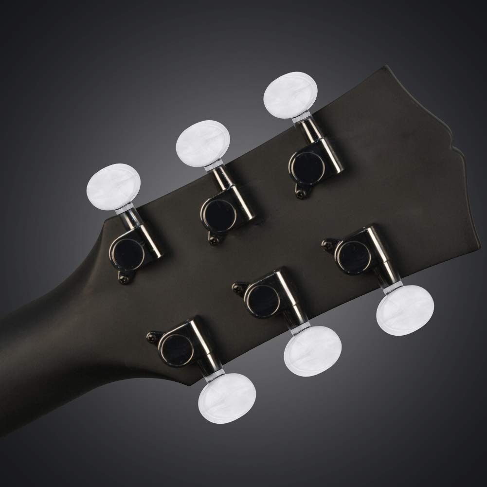 Guitar Tuning Pegs Guitar Machine Heads Tuning Pegs Locking Tuners for Acoustic Electric Guitar