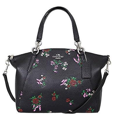 3c755735 good coach small kelsey satchel bag black girl 34b51 8ad76