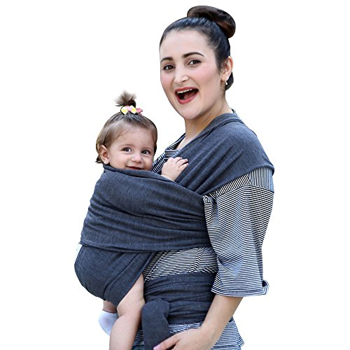 Baby Wrap - Baby Carrier Sling Bag Soft Carrier, Breathable, Comfortable And For Newborn by Vifuns