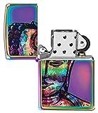 Zippo Bright Buddha Design Multi Color Pocket