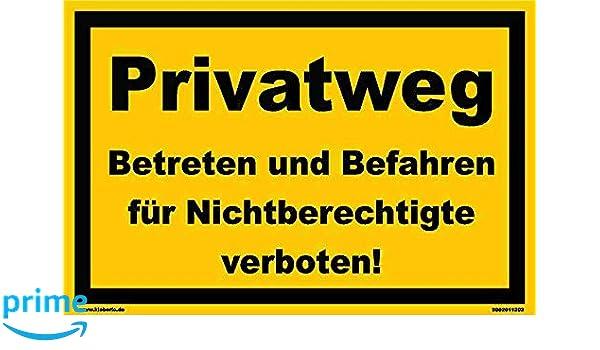 kleberio® - Prohibido Entrar en el Camino Privado a los Que ...