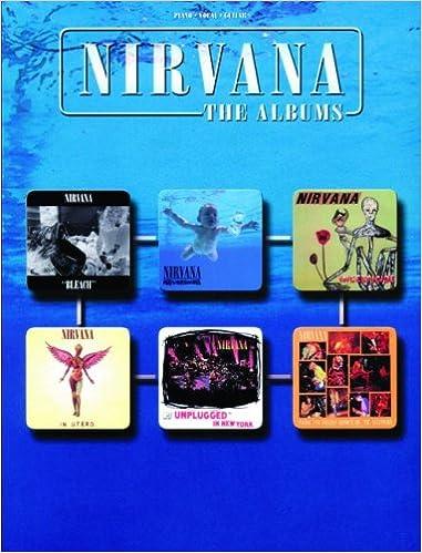 NIRVANA THE ALBUMS: (Piano/ Vocal/ Guitar) (Pvg): Amazon.es: Nirvana: Libros en idiomas extranjeros