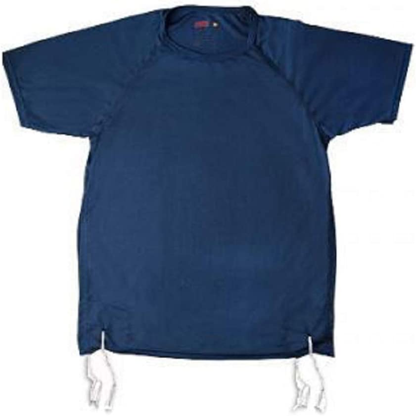 White DRI-FIT TZITZIT Tallit Katan Shirt Breathable Jewish Kosher Tzitzis S-XL