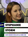 CONtv Insider: Stan Lee's LA Comic Con 2016 - Cosplayer Stephanie Storm