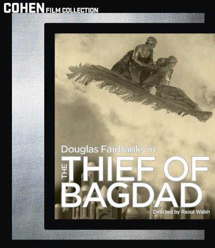 The Thief of Bagdad [Blu-ray] (Fairbanks Replacement)