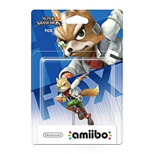 Fox amiibo - Wii U Super Smash Bros. Series Edition